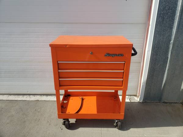 Photo Snap on Tool Cart - $500 (Grand Junction)