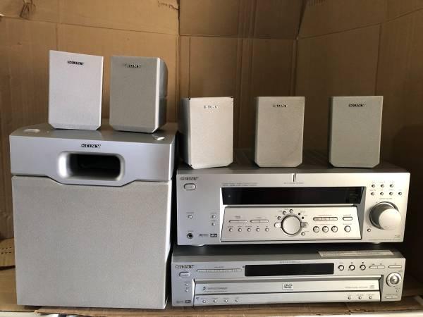 Photo Sony Str-k502 Digital Audio  Video Home Theater Stereo Receiver - $200 (Olathe)