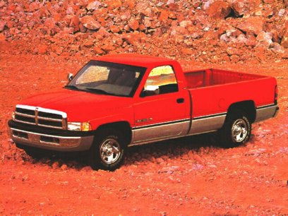 Photo Used 1997 Dodge Ram 1500 Truck 4x4 Club Cab for sale
