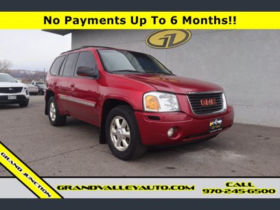 Photo Used 2002 GMC Envoy 4WD for sale