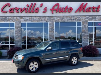 Photo Used 2006 Jeep Grand Cherokee Limited for sale