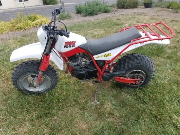 Photo Yamaha BW 350 - $3,500 (Cedaredge)