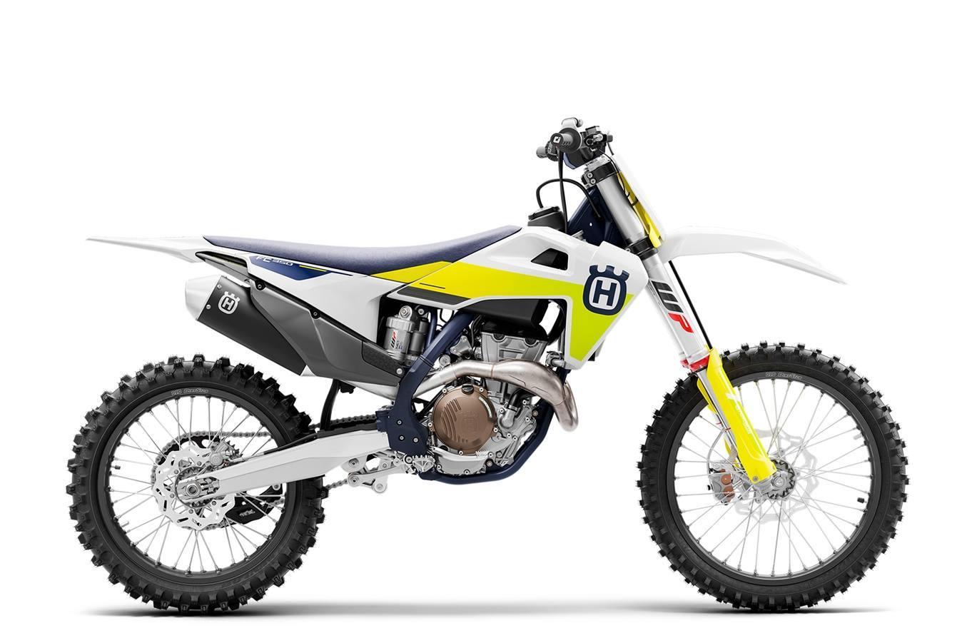 Photo 2021 Husqvarna Motorcycles FC 350 $10099