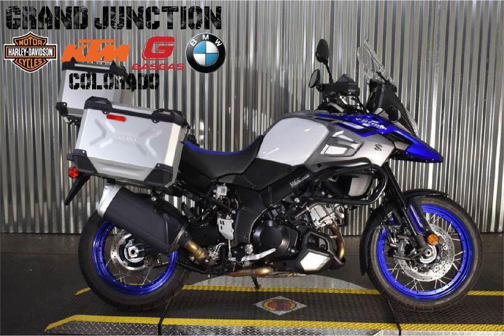 Photo Used 2019 Suzuki Dual Sport Motorcycle  $12989