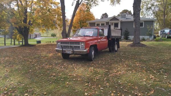 Photo 1988 Chevy 1-ton Dump - $6,400 (Toronto, OH)