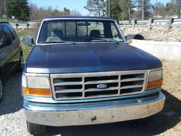 Photo 1994 FORD F150 44 - $2495
