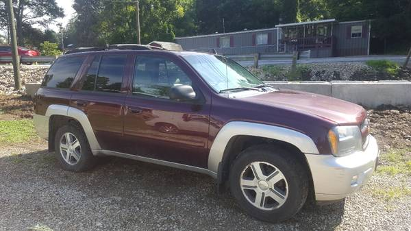 Photo 2006 CHEVY TRAIL BLAZER - $1995