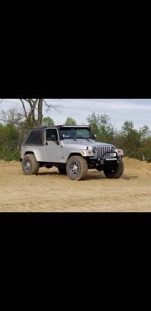 Photo 2006 Jeep Wrangler LJ - $8000 (Bellaire)