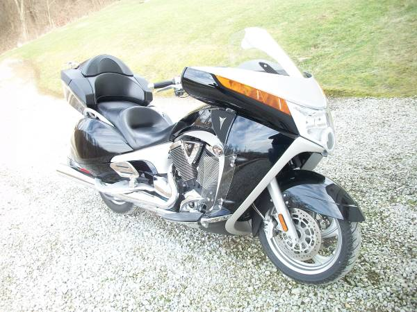 Photo 2008 Victory Vision Touring - $6,800 (wheeling wv)