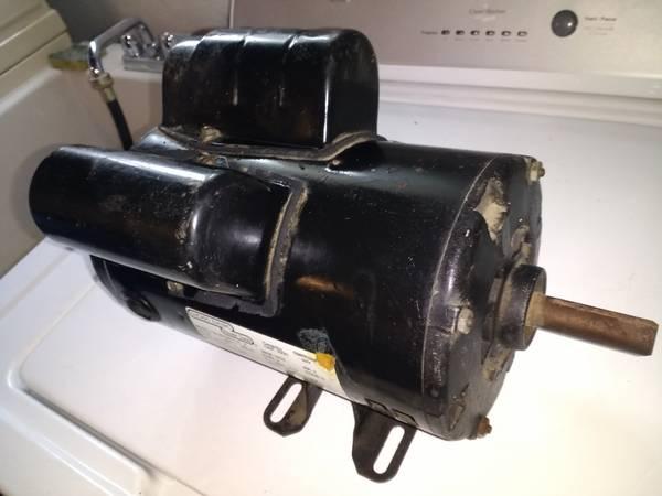 Photo Chicago Electric Compressor Motor - $100 (Jeannette)