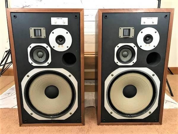 Photo Pioneer HPM-100 Vintage Speakers All Original Drivers - $600 (Sistersville)