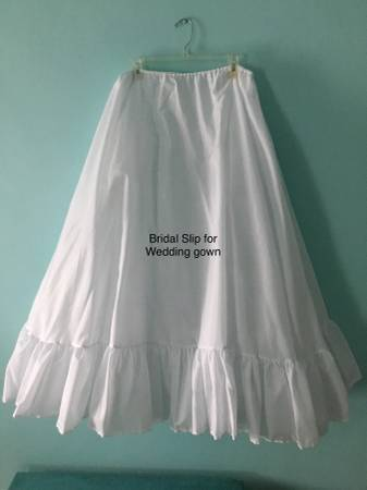 Photo Slip for Prom or Wedding Gown - $35 (Ross)