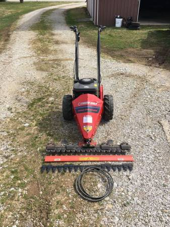Photo Troy Bilt sickle bar mower (New Matamoras)