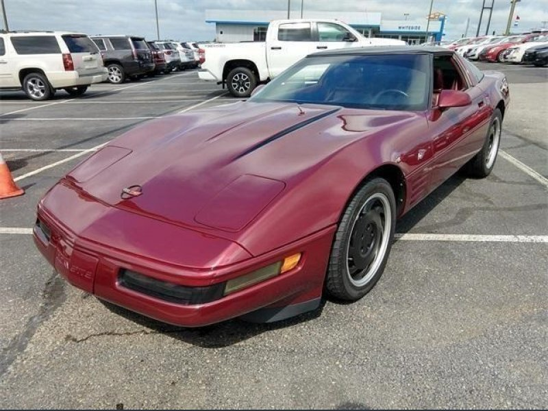Photo Used 1993 Chevrolet Corvette Coupe for sale