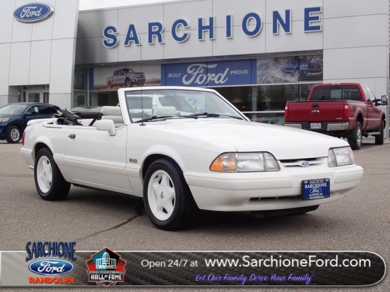 Photo Used 1993 Ford Mustang LX for sale