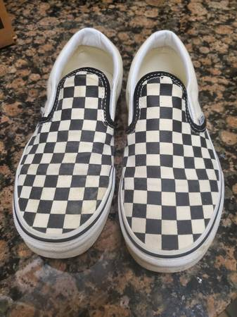 Photo Van39s shoes - checker pattern - kids - $15 (Cranberry Twsp)