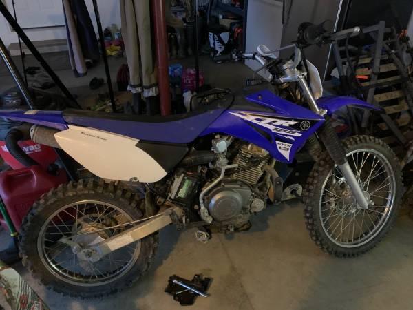 Photo Yamaha TTR 125 For Sale - $2000 (Sherrard)