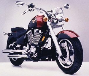 Photo Used 1999 Victory Cruiser Motorcycle