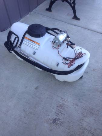 Photo 15 gallon sprayer - $65 (Clearwater)