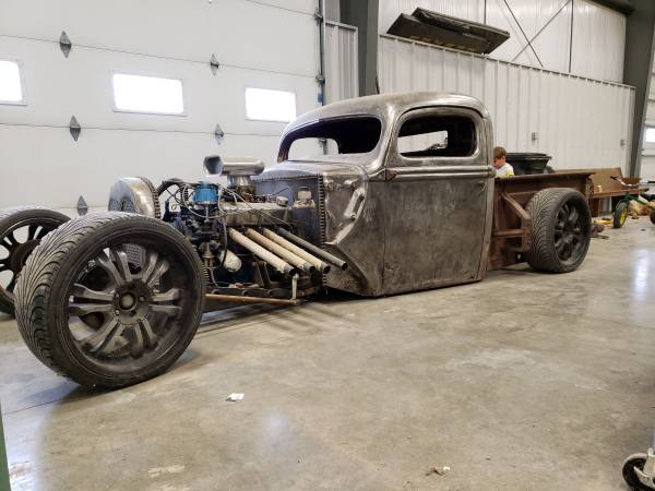 Photo 1947 Ford Rat Rod - $8,000 (Inman)