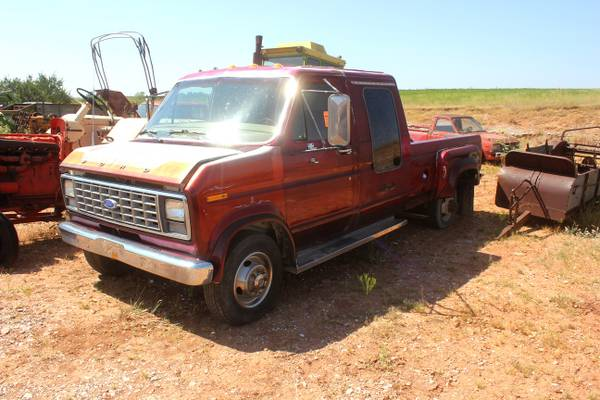 Photo 1981 Ford E350Truck Dana 70 El Dorado conversion