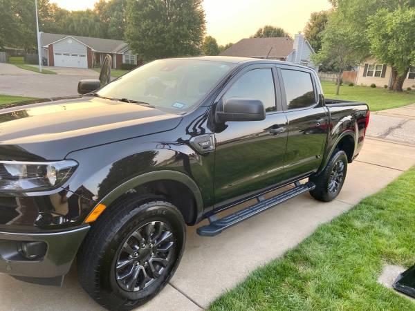 Photo 2019 Ford Ranger 4x4 sport - $33,900 (El Dorado)