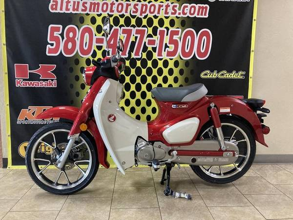 Photo 2020 Honda Super Cub C125 ABS - $3,649 (Altus)