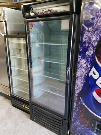 Photo Commercial Glass Door Freezer - $775 (Wichita)