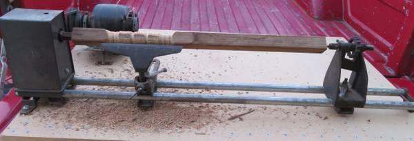 Photo Craftsman Wood Lathe - $145 (Augusta)
