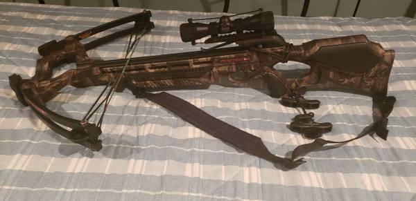 Photo Crossbow - Barnett Penetrator - $200 (Derby)