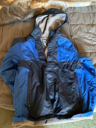 Photo Like new boys jacket medium old navy pending pickup (Wellington)