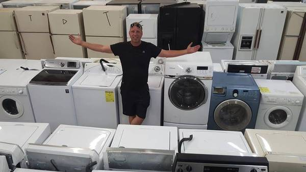 Photo PICK UP AND FLIP FREE USED APPLIANCESPULL $5K CASH MONTHLY (Wichita and neighboring cities)