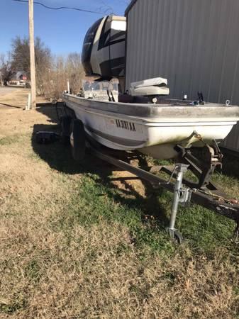 Photo Ranger Boat And Trailer - $1 (Cedar Vale)