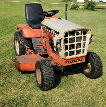 Photo Simplicity 3415H Farm Garden Tractor-48quot Lawn Mower Deck - $650 (Valley Center)