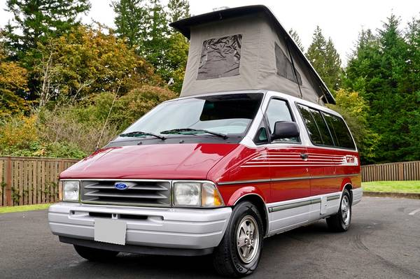 Photo 1997 Ford Aerostar XLT Extended GTRV Cer Van - $5500
