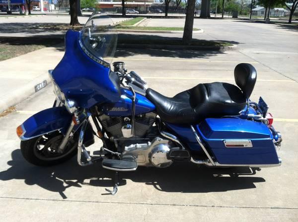 Photo 2007 HD Electra Glide Standard - $8,500 (Wichita Falls)