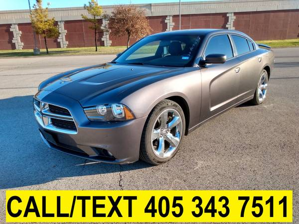 Photo 2014 DODGE CHARGER SXT 31 MPG LOADED RUNSDRIVES GREAT MUST SEE - $13,988 ($264.00 A MONTH WITH ZERO CASH DOWN)