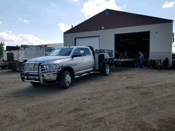 Photo 2014 Dodge Ram Laramie 5500 - $33,500 (Wichita Falls, TX)