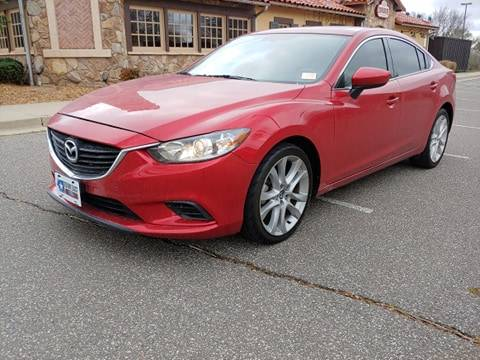 Photo 2016 MAZDA 6 TOURING ONLY 26K MILES LOADED NAV 1 OWNER LIKE NEW - $16988 ($321.00 A MONTH WITH ZERO CASH DOWN)