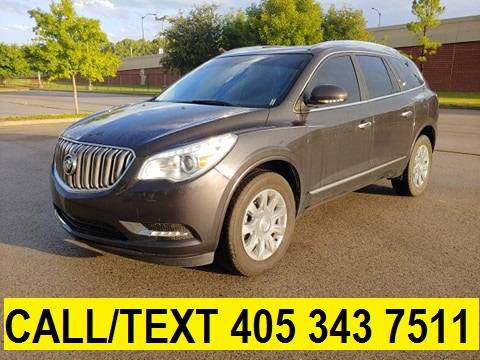 Photo 2017 BUICK ENCLAVE PREMIUM LOW MILES 3RD ROW DVD NAV CLEAN CARFAX - $25,988 ($490.00 A MONTH WITH ZERO CASH DOWN)