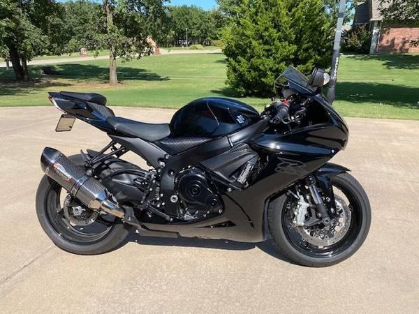 Photo 2020 Suzuki GSX-R 600 - $9,995 (Choctaw)