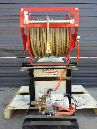 Photo 50 Gallon 12V Skid Sprayer - $1,400 (Garland)