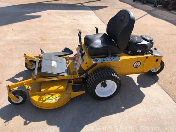 Photo Clearance Walker R21 42quot Mower - $4,995 (Wichita Falls)