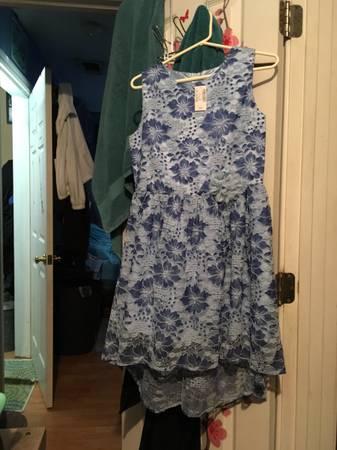 Photo Girls size 16 childrens place dress - $15 (Wichita Falls)