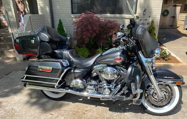 Photo Harley Ultra Classic - $9,500 (Norman)