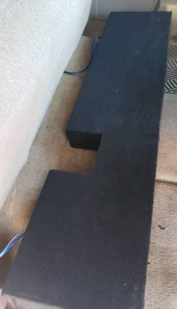 Photo ...skar audio speakerss... - $75 (Wichita falls tx)