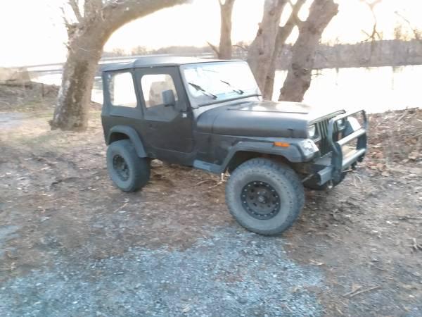 Photo 1994 Jeep YJ - $1050 (Milton)