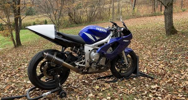 Photo 2000 R6 Track Bike - $1,399 (Binghamton)