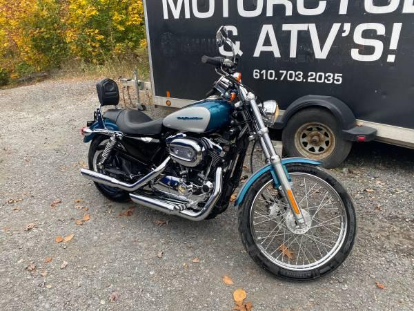 Photo 2004 Harley Davidson Sportster 1200 Custom  Easy Financing - $4,999 (ibuypowersportsinc)