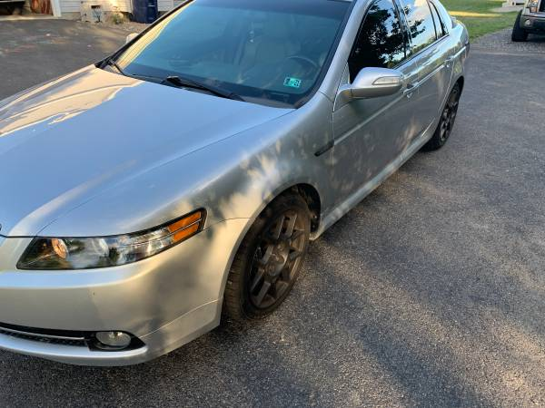 Photo 2007 Acura Tl Type-S 6spd - $7,000 (Lewisburg, PA)